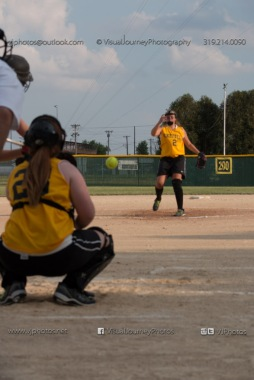 Softball Level 3 Vinton-Shellsburg vs Williamsburg 2014-5996