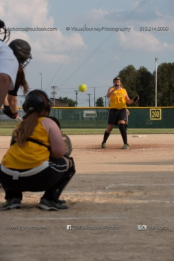 Softball Level 3 Vinton-Shellsburg vs Williamsburg 2014-5997
