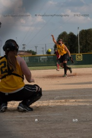 Softball Level 3 Vinton-Shellsburg vs Williamsburg 2014-6001