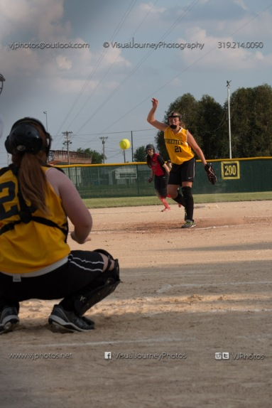 Softball Level 3 Vinton-Shellsburg vs Williamsburg 2014-6002