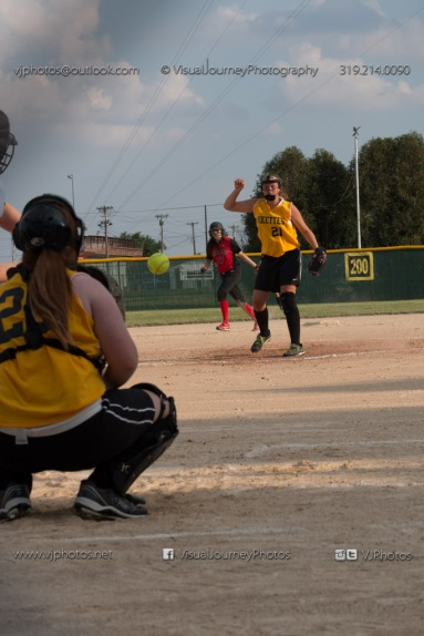 Softball Level 3 Vinton-Shellsburg vs Williamsburg 2014-6003