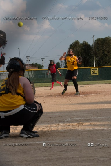 Softball Level 3 Vinton-Shellsburg vs Williamsburg 2014-6004