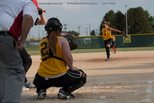 Softball Level 3 Vinton-Shellsburg vs Williamsburg 2014-6006