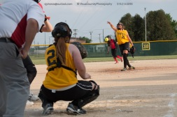 Softball Level 3 Vinton-Shellsburg vs Williamsburg 2014-6008