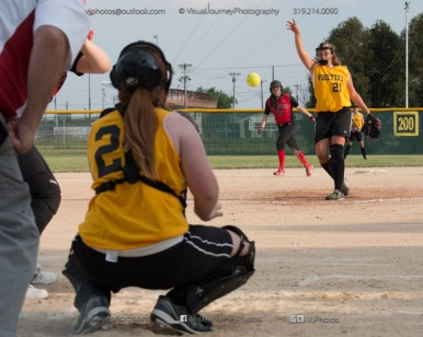 Softball Level 3 Vinton-Shellsburg vs Williamsburg 2014-6009