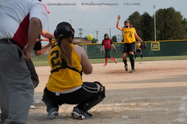 Softball Level 3 Vinton-Shellsburg vs Williamsburg 2014-6010