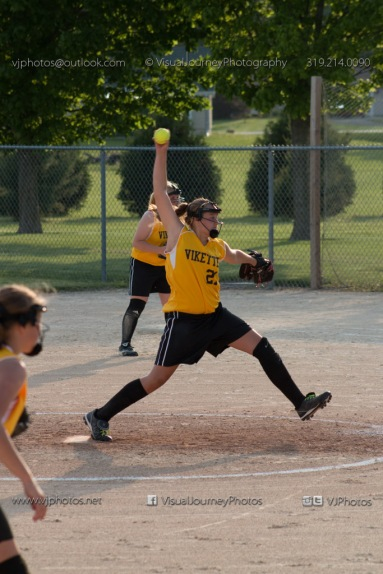 Softball Level 3 Vinton-Shellsburg vs Williamsburg 2014-6101