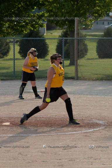 Softball Level 3 Vinton-Shellsburg vs Williamsburg 2014-6102