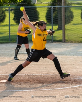 Softball Level 3 Vinton-Shellsburg vs Williamsburg 2014-6107