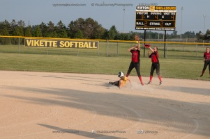 Softball Level 3 Vinton-Shellsburg vs Williamsburg 2014-6147