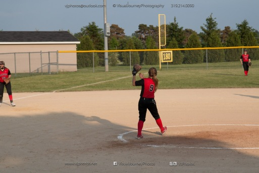 Softball Level 3 Vinton-Shellsburg vs Williamsburg 2014-6155