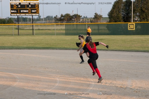 Softball Level 3 Vinton-Shellsburg vs Williamsburg 2014-6184