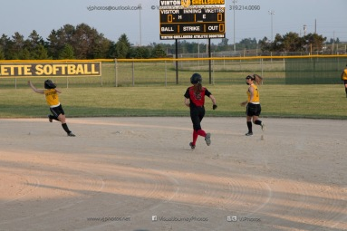 Softball Level 3 Vinton-Shellsburg vs Williamsburg 2014-6186