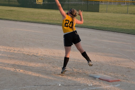 Softball Level 3 Vinton-Shellsburg vs Williamsburg 2014-6195