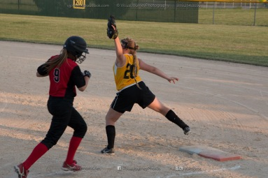 Softball Level 3 Vinton-Shellsburg vs Williamsburg 2014-6197