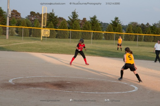 Softball Level 3 Vinton-Shellsburg vs Williamsburg 2014-6206