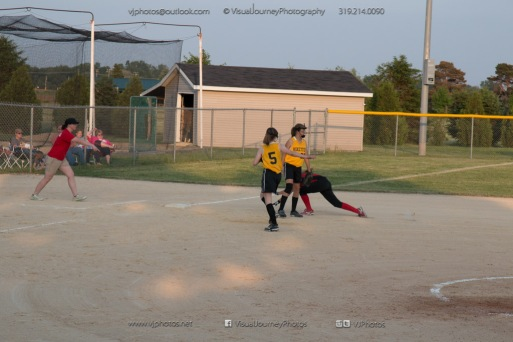 Softball Level 3 Vinton-Shellsburg vs Williamsburg 2014-6209