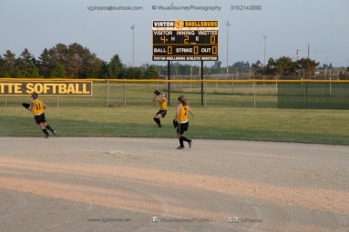 Softball Level 3 Vinton-Shellsburg vs Williamsburg 2014-6262