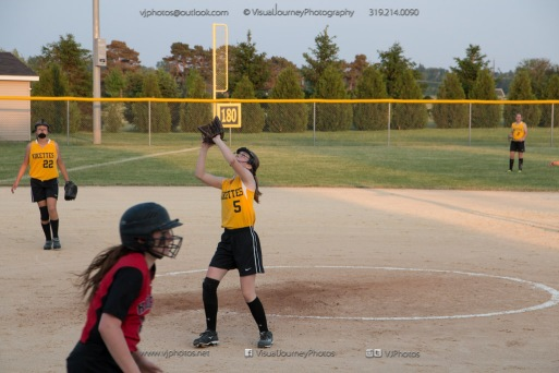Softball Level 3 Vinton-Shellsburg vs Williamsburg 2014-6283