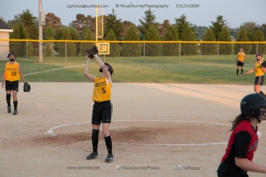 Softball Level 3 Vinton-Shellsburg vs Williamsburg 2014-6285