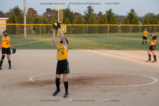 Softball Level 3 Vinton-Shellsburg vs Williamsburg 2014-6286