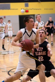 Varsity Basketball CPU vs West Delaware 2014-4262