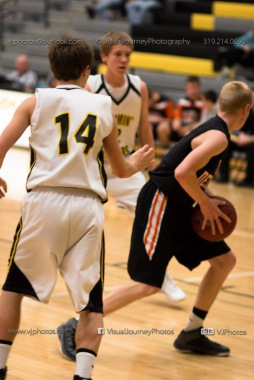 Varsity Basketball CPU vs West Delaware 2014-4312