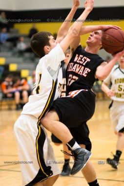 Varsity Basketball CPU vs West Delaware 2014-4333