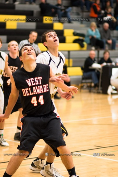 Varsity Basketball CPU vs West Delaware 2014-4342