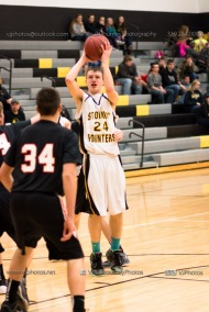 Varsity Basketball CPU vs West Delaware 2014-4400