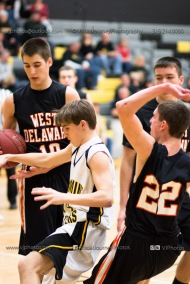 Varsity Basketball CPU vs West Delaware 2014-4406