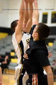 Varsity Basketball CPU vs West Delaware 2014-4422