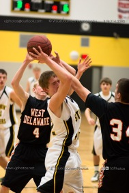 Varsity Basketball CPU vs West Delaware 2014-4427