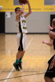 Varsity Basketball CPU vs West Delaware 2014-4435