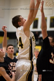 Varsity Basketball CPU vs West Delaware 2014-4438