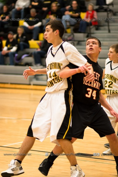 Varsity Basketball CPU vs West Delaware 2014-4453