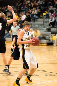 Varsity Basketball CPU vs West Delaware 2014-4455