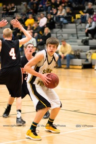 Varsity Basketball CPU vs West Delaware 2014-4456