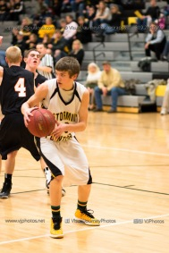 Varsity Basketball CPU vs West Delaware 2014-4457