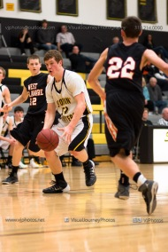 Varsity Basketball CPU vs West Delaware 2014-4490