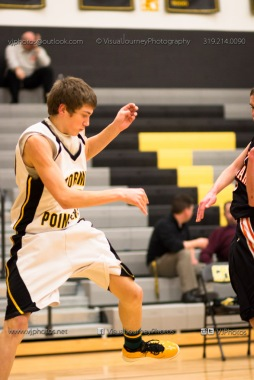 Varsity Basketball CPU vs West Delaware 2014-4514