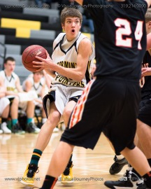 Varsity Basketball CPU vs West Delaware 2014-4522