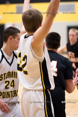 Varsity Basketball CPU vs West Delaware 2014-4546