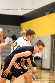 Varsity Basketball CPU vs West Delaware 2014-4564