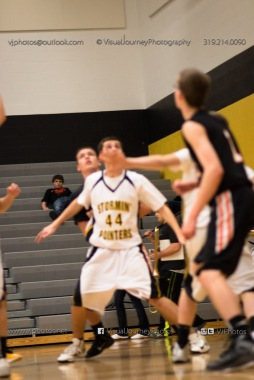 Varsity Basketball CPU vs West Delaware 2014-4575