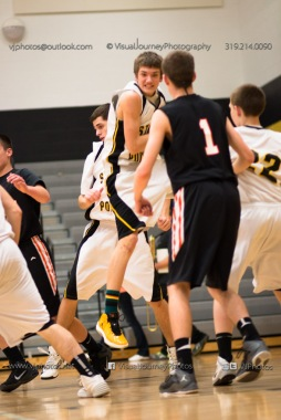 Varsity Basketball CPU vs West Delaware 2014-4576
