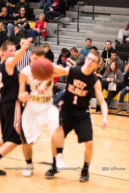 Varsity Basketball CPU vs West Delaware 2014-4588