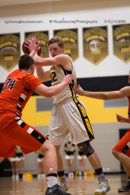 Varsity Basketball CPU vs West Delaware 2014-4666