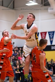 Varsity Basketball CPU vs West Delaware 2014-4820