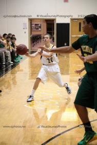 Vinton-Shellsburg vs Beckman Catholic Soph-8402